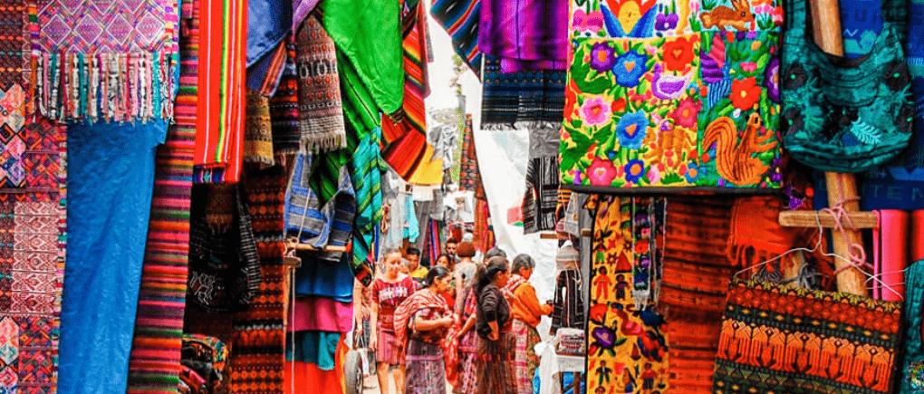 Tradiciones y Cultura en Chichicastengo.
