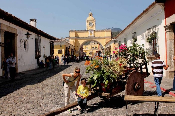 Disfruta de tu viaje en Guatemala