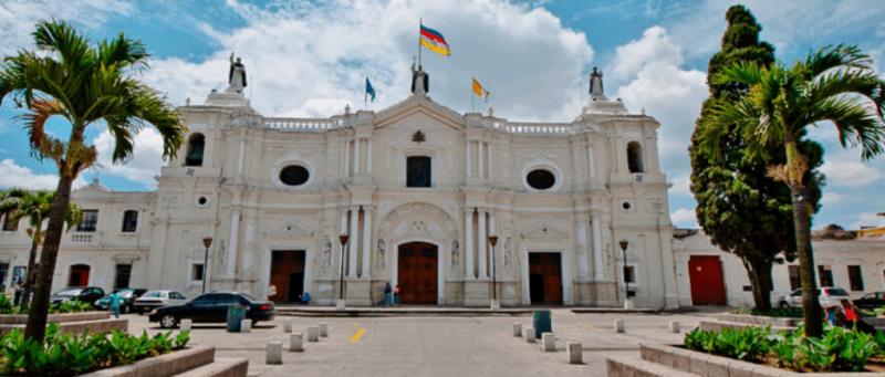 La ciudad de Guatemala y sus iglesias