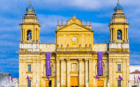Las mejores iglesias de Guatemala