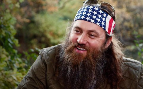 willie robertson sonriendo