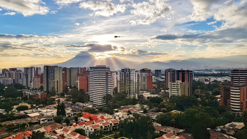 panorama de Guatemala