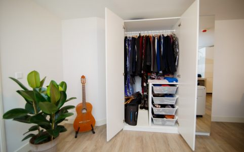 Resuelve estos problemas con el armario con los siguientes consejos