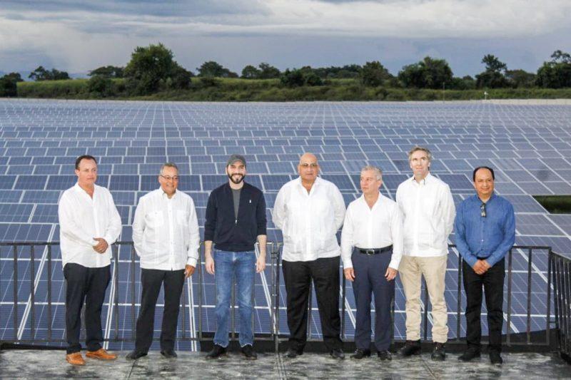 planta de energía Guazapa