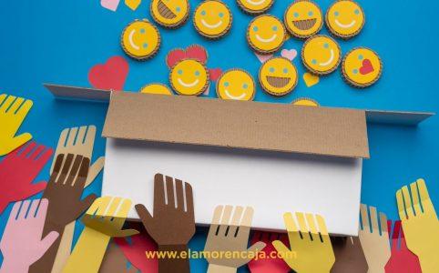proyecto el amor en caja