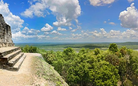 Parque Nacional Yaxhá